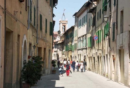 Holiday house in Castiglione d'Orcia, Tuscany - San Quirico-d'Orcia