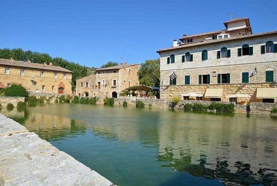 Vakantiehuis in Castiglione d'Orcia, Toscane - Bagno Vignoni