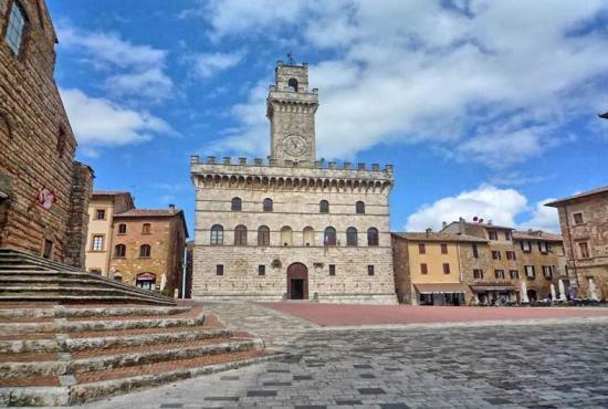 Vakantiehuis in Castiglione d'Orcia, Toscane - Montepulciano