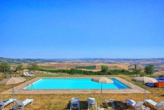 Vakantiehuis in Castiglione d'Orcia, Toscane -