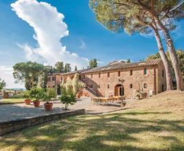 Holiday house with pool in Toscana in Monteroni d'Arbia (Italy)