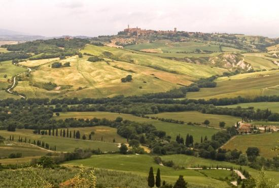 Holiday house in Piazze, Tuscany - Pienza