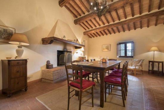 Holiday house in Camporsevoli, Tuscany -