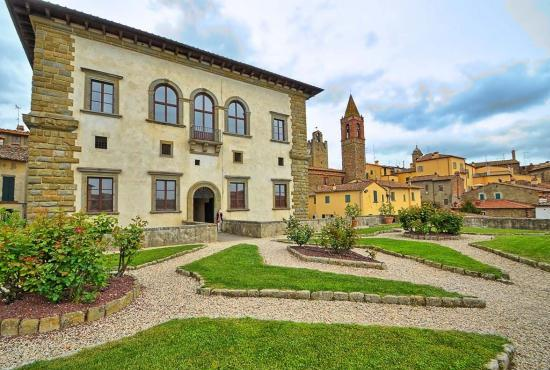 Vakantiehuis in Sinalunga, Toscane - Monte San Savino