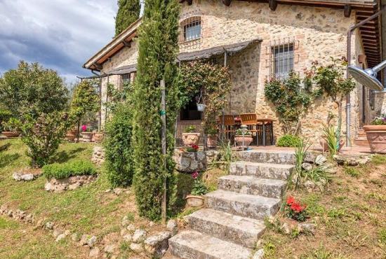 Ferienhaus in  Sovicille, Toskana -