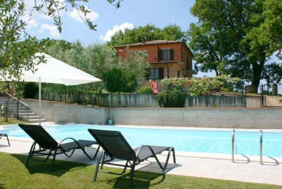 Holiday house in Montepulciano, Tuscany -
