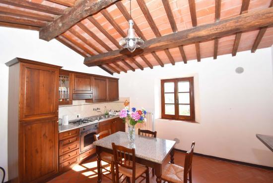 Holiday house in Radicofani, Tuscany -