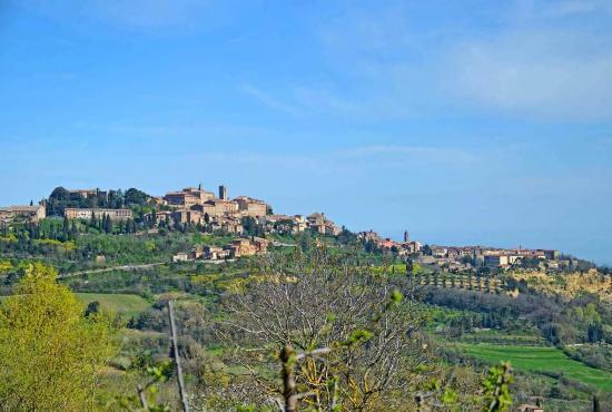 Holiday house in Radicofani, Tuscany - Montepulciano