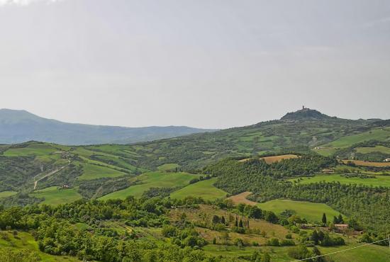 Holiday house in Radicofani, Tuscany - Radicofani