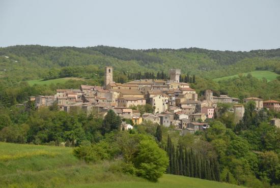 Holiday house in Radicofani, Tuscany - San Casciano dei Bagni