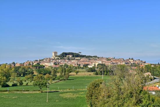 Holiday house in Radicofani, Tuscany - Sarteano