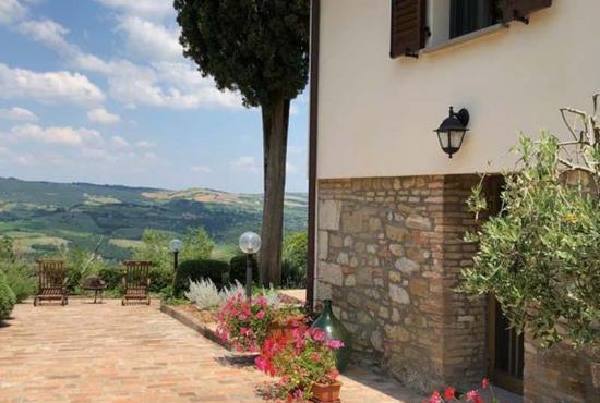 Vakantiehuis in Celle sul Rigo, Toscane -