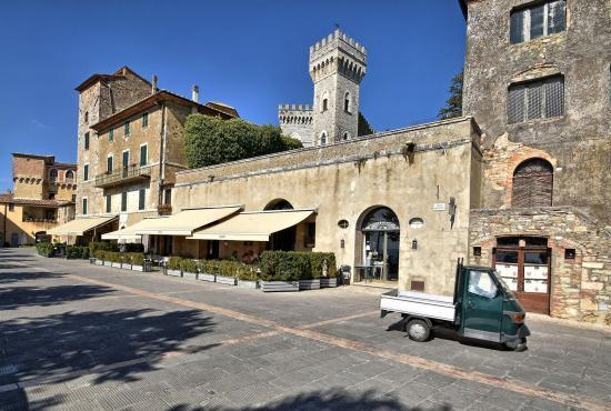 Vakantiehuis in Celle sul Rigo, Toscane - San Casciano dei Bagni