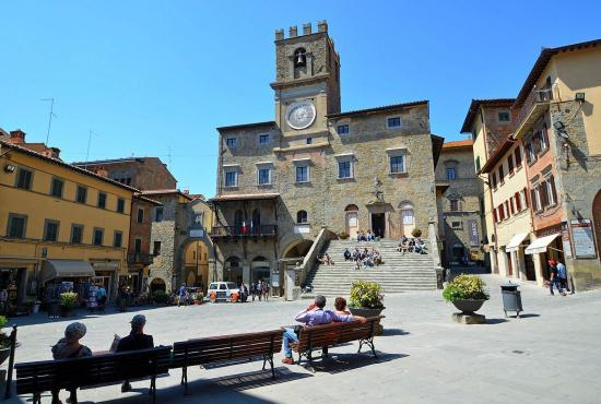 Vakantiehuis in Montepulciano, Toscane - Cortona