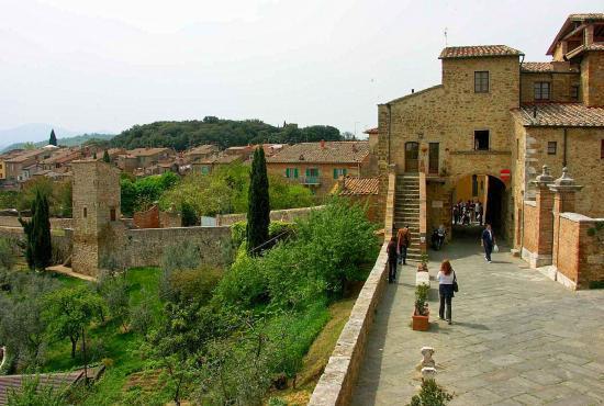 Vakantiehuis in Montepulciano, Toscane - San Quirico d'Orcia