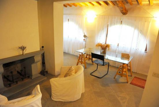 Holiday house in Montegabbione, Umbria -