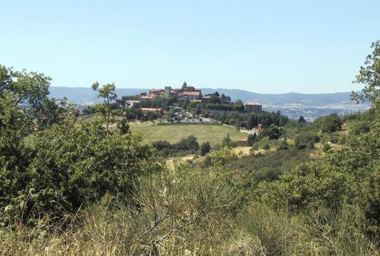 Casa vacanza in Montegabbione, Umbria - Montegabbione