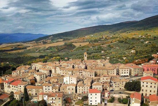 Vakantiehuis in Montecchio, Umbrië - Montecchio