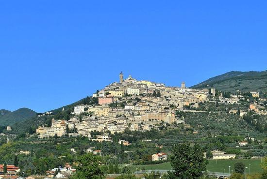 Vakantiehuis in Montecchio, Umbrië - Trevi