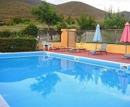 Holiday house in Montecchio with pool, in Umbria.