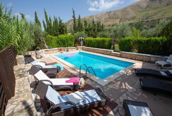Vakantiehuis in Fraginesi, Sicilië -