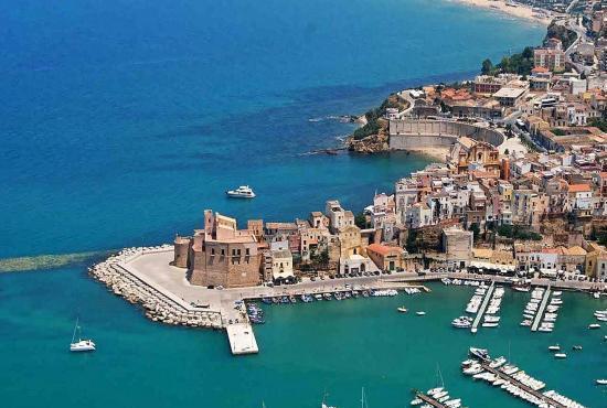 Vakantiehuis in Castellammare del Golfo, Sicilië - Castellammare del Golfo