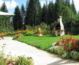 Casa vacanze in Monte Mezza, in Trentino Alto Adigo.