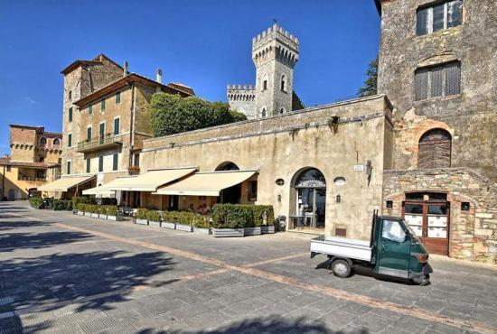 Location de vacances en Trevinano, Lazio - San Casciano del Bagni
