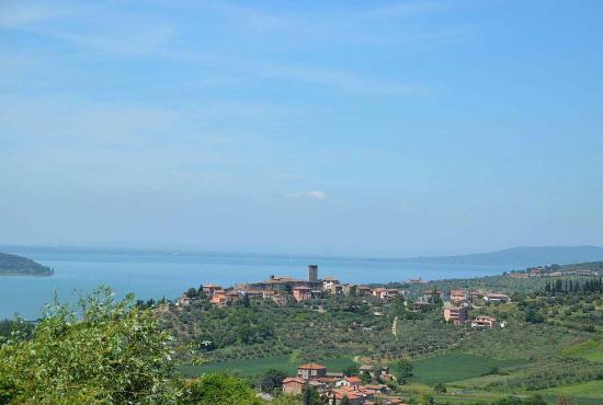 Location de vacances en Trevinano, Lazio - Lago Trasimeno - San Savino