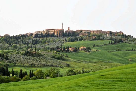 Location de vacances en Trevinano, Lazio - Pienza