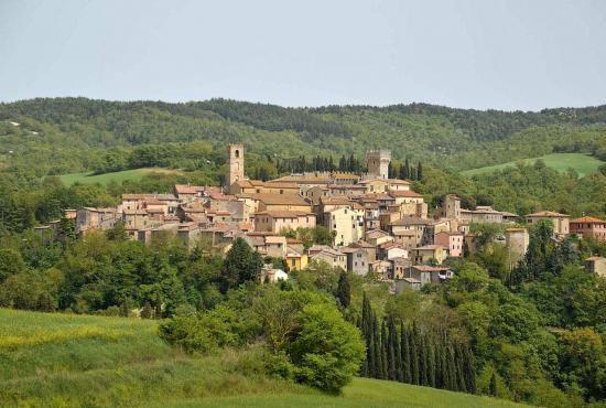 Location de vacances en Trevinano, Lazio - San Casciano dei Bagni
