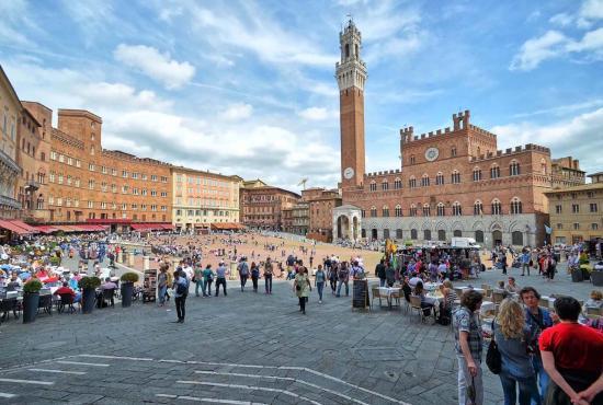 Location de vacances en Trevinano, Lazio - Siena