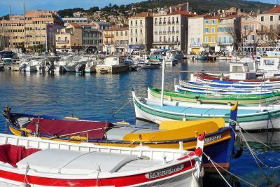 Vakantiehuizen Bouches du Rhône