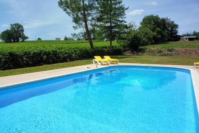 Vakantiehuizen zwembad Midi-Pyrénées