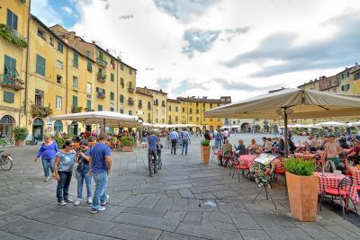 Vakantiehuizen bij Lucca