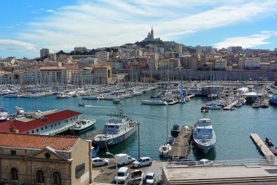 Vakantiehuizen bij Marseille