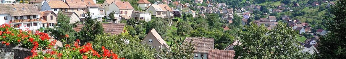 Book a nice holiday house in Sélestat, Lotharingen