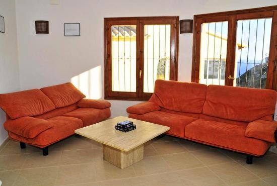 Vakantiehuis in Benitachell, Costa Blanca -