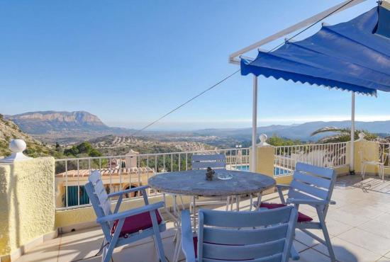 Vakantiehuis in Pedreguer, Costa Blanca -
