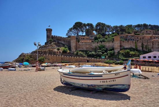 Vakantiehuis in L'Escala, Costa Brava - Tossa de Mar