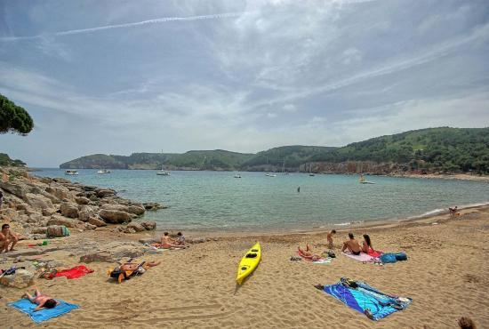 Location de vacances en L'Escala, Costa Brava - L'Escala - Cala Mongo