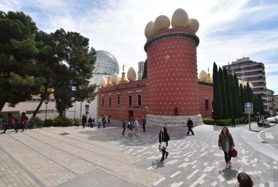 Location de vacances en L'Escala, Costa Brava - Figueres - Museo Dali