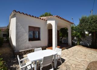 Holiday house in L'Escala near the sea, in Costa Brava