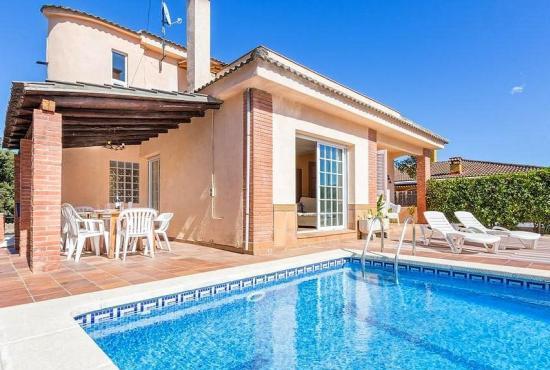 Vakantiehuis in Blanes, Costa Brava -