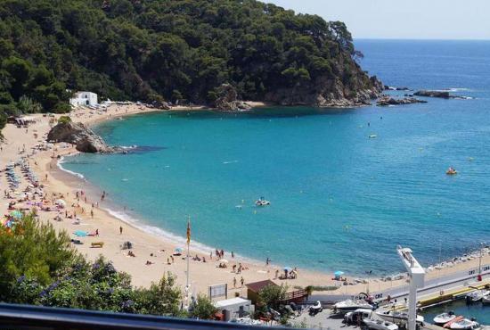 Location de vacances en Lloret de Mar, Costa Brava - Canyelles