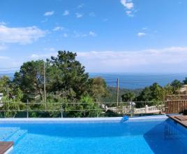 Location de vacances avec piscine à Lloret de Mar, Costa Brava.