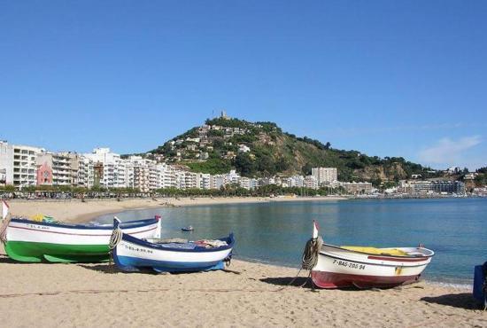 Location de vacances en Lloret de Mar, Costa Brava - Blanes