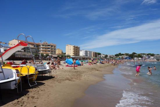 Location de vacances en L'Escala, Costa Brava - L'Escala - Platja de Riells