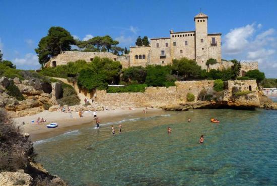 Vakantiehuis in Torredembarra, Costa Dorada - Castell de Tamarit