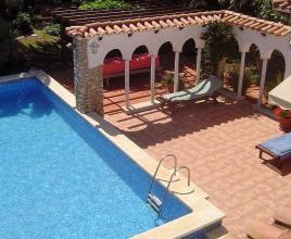 Holiday house in Montroig del Camp with pool, in Costa Dorada.